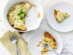 Whip up this filling Mexican Frittata as a breakfast-for-dinner option.