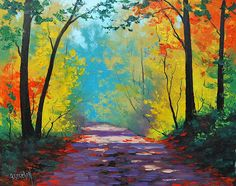 Vibrant Colors by artsaus on deviantART