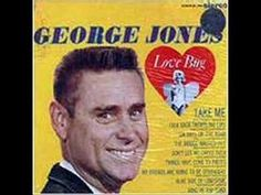 GEORGE JONES- THE BRIDGE WASHED OUT