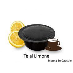 Capsule Compatibili A Modo Mio Te Limone