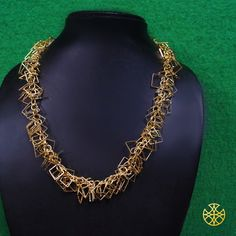 The festive times are here and we can't wait to get ready for parties! Try a funky gold plated neck piece like this one for your outfit next.  Follow us on Instagram: instagram.com/malanajewels/  Like us on Facebook: www.facebook.com/malanajewels  To buy, please mail us on info@malanajewels.com with your requirements or call us on +91 9820302982.