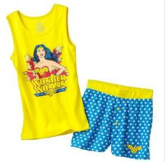 Wonder woman! I want these!