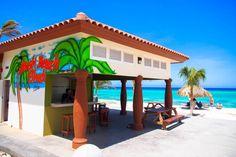 Dushi, dushi Arashi Beach Shack, Aruba
