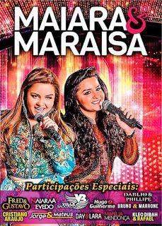 Grátis Gtba: Maiara e Maraisa Participações - Capa Música DVD