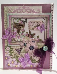Nikki's Crafting Creations: Butterfly Medley Inspiration