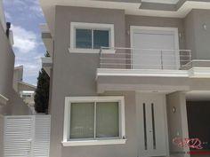 Exterior de casas pintura colores para Ideas for 2019 House Exterior Color Schemes, Design Exterior, House Paint Exterior, Exterior Paint Colors, Paint Colors For Home, House Trim, House Siding, Facade House, Urban Interior Design