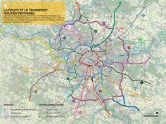 La route et le transport routier repensés