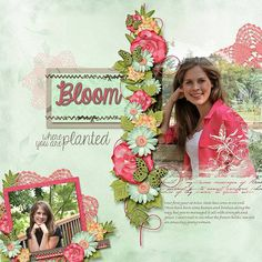 Layout by Beth