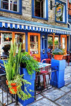Café St-Malo - Quebec City, Quebec, Canada