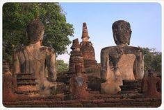 Kamphaeng Phet: the Thai town that tourism forgot