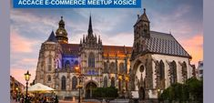 Ako na úspešný e-shop? Príďte sa inšpirovať na konferenciu Accace e-commerce meetup Košice - Akčné ženy E Commerce, Barcelona Cathedral, Mansions, House Styles, Building, Ecommerce, Manor Houses, Villas, Buildings