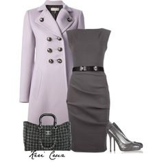 """Classy work outfit"" by keri-cruz on Polyvore"