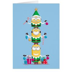 Minion Christmas, Christmas Minis, Christmas Countdown, Christmas Colors, Christmas Cards, Evil Minions, Minions Despicable Me, Minions Funny Images, Minions Quotes
