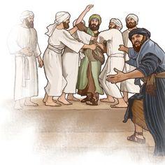 Os profetas, os sacerdotes e todo o povo agarram Jeremias para matá-lo