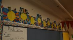 Our first art project for the year. I saw this on someone's blog but cant remember who. Love it!