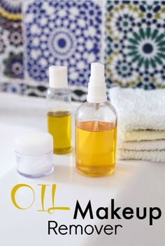 Oil Makeup Remover