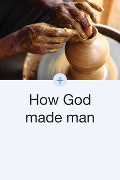 How did God Create Man? We are unique, being fearfully and wonderfully made and His works are marvelous! Find out more about this intriguing question.