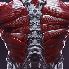 Our body will change in the near future. We will have a synthesis (radical and hard) between organic and non- organic. Robot Concept Art, Armor Concept, Zbrush, Science Fiction, Arte Sci Fi, Millenium, Arte Robot, Futuristic Armour, Sci Fi Armor