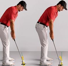 Hitting It Solid together with Australian Golf Digest and instructor Frank Thomas share some valuable insights into how to become a better putter in golf. Golf Books, Which Is Correct, Golf Score, Golf Putting Tips, Golf Chipping, Best Golf Courses, Golf Instruction, Golf Exercises, Golf Training