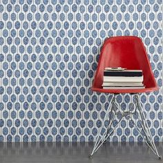 Chasing Paper Wall Panels - Dotted Trees #westelm