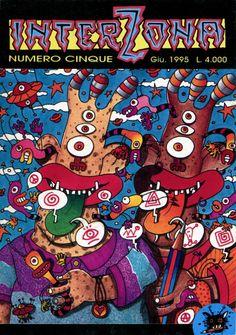 Interzona n.5, 1995 Immagine Ale Pop