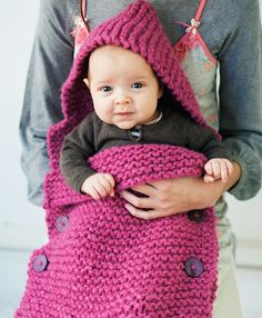 saco de bebe handmade