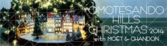 OMOTE SANDO HILLS CHRISTMAS