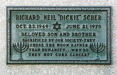 Interesting Grave Marker