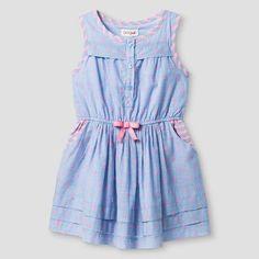 Toddler Girls' A Line Cat & Jack™ - Skirt Blue