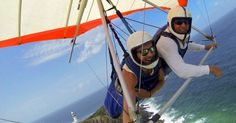 Hang gliding.  27 things to do at Byron Bay, NSW, Australia