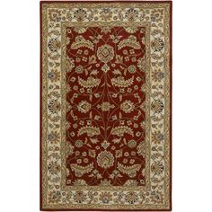 You'll love the Keefer Red Area Rug at Wayfair - Great Deals on all Rugs products with Free Shipping on most stuff, even the big stuff.