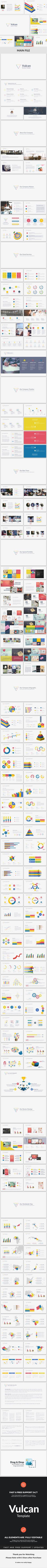 Vulcan Business Powerpoint Template. Download here: https://graphicriver.net/item/vulcan-business-powerpoint-template/17506743?ref=ksioks
