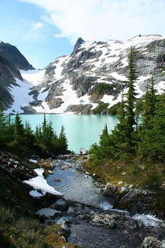 Jade Lake, Alpine Lakes Wilderness, Washington