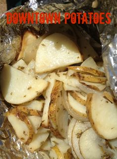 Roasted Potato Wedges With Gomashio (Japanese Sesame Salt) Recipe ...