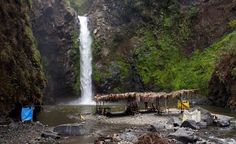 Batad Falls, Philippines.