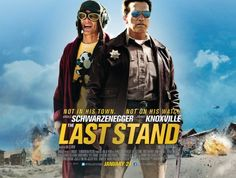 The Last Stand Movie Poster #5 - Internet Movie Poster Awards Gallery