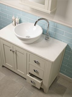 Laura Ashley Bathrooms - Luxury Bathroom Furniture UK and Bathroom Suites Country Style Bathrooms, Rustic Bathrooms, Small Bathroom, Bathroom Ideas, Bathroom Vanity Units Uk, Bathroom Pink, Bathroom Basin, Chic Bathrooms, Bathroom Vanities