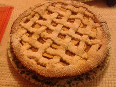 Tejszínes, fahéjas, körtés pite Apple Pie, Food, Essen, Meals, Yemek, Apple Pie Cake, Eten, Apple Pies