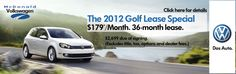 2012 VW Jetta S Lease Special! Check out McDonald VW for details! www.mcdonaldvw.com
