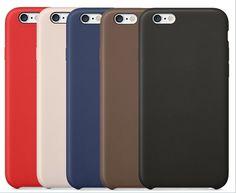 Con il marchio di lusso in pelle ultra-sottile copertura di caso per iphone 6 6 s 6 più 6 s più caso della copertura posteriore capa fundas coque per iphone 6 s