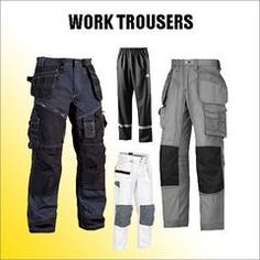 Work Trousers
