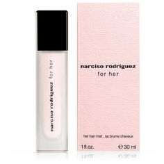 Narciso Rodriguez For Her Hair Mist (120 SAR) ❤ liked on Polyvore featuring beauty products, haircare and narciso rodriguez