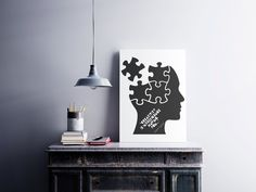 Albert Einstein Quotes, Home Office Decor, Home Decor, Digital Illustration, Online Printing, I Shop, Wall Art, Trending Outfits, Handmade Gifts