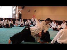Aikido: OKAMOTO Yoko Sensei Berlin 2015  Part 2 - YouTube