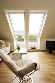 ELUX roof windows are designed for in-reach applications ...