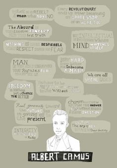 Happy 100th birthday, Albert Camus! Complement this lovely poster of his best-known tenets by illustrator Marcela Restrepowith the story of...