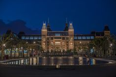 The Rijksmuseum. Image © John Lewis Marshall