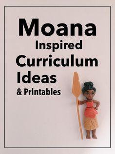 Moana Inspired Curriculum Ideas and Printables from Bambini Travel