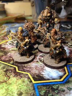 Clan de l'Ours 1/2 (Blood Rage)