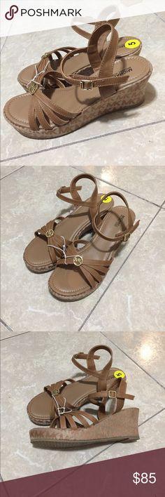 Michael korse Wedge sandals Michael korse Wedge sandals MICHAEL Michael Kors Shoes Wedges